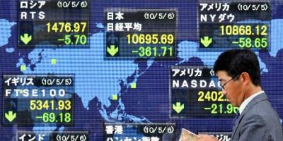 المؤشر الياباني يرتفع في بداية التعامل ببورصة طوكيو