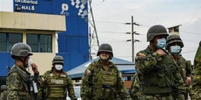 رئيس الإكوادور يعلن حالة الطوارئ للتصدي لعنف تجارة المخدرات