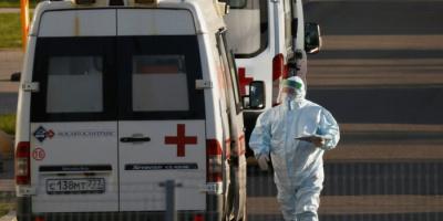 روسيا تسجل 1015 وفاة و 33740 إصابة جديدة بكورونا