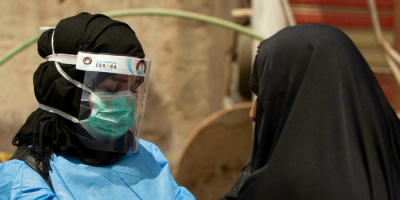 العراق: 25 وفاة و1835 إصابة جديدة بكورونا