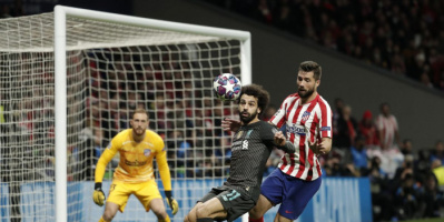 شاهد أهداف مباراة ليفربول ضد أتلتيكو مدريد اليوم في دوري أبطال أوروبا