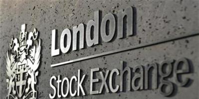 ارتفاع بورصة لندن عند الإغلاق بنسبة 0.19 %