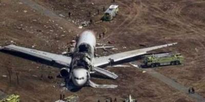 """نجاة 21 شخصا من تحطم طائرة مدنية بـ"""" تكساس"""""""