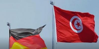 تونس وألمانيا تبحثان العلاقات الثنائية بين البلدين