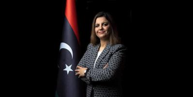 المنقوش تبحث مع الأمم المتحدة مبادرة استقرار ليبيا