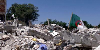 زلزال يضرب ولاية جزائرية دون إصابات
