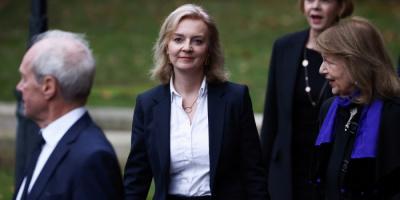 وزيرة الخارجية البريطانية تزور السعودية