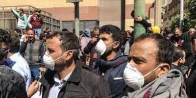 مصر: 868 إصابة جديدة ووفاة 43 بكورونا