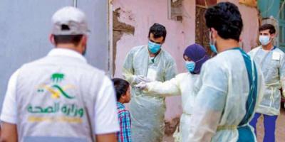 49 إصابة جديدة وحالتا وفاة بكورونا في السعودية
