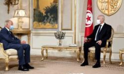 أبو الغيط يعرب عن ثقته في المسار الديمقراطي بتونس