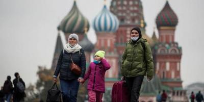 روسيا: إجراءات لمواجهة تزايد إصابات كورونا