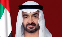 محمد بن زايد يبحث مع الرئيس السوري سبل تعزيز العلاقات المشتركة