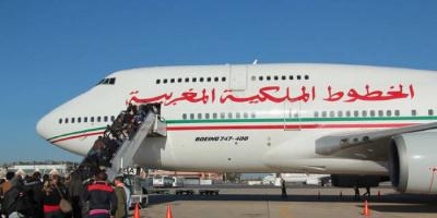 الطيران المغربي يعلق الرحلات مع 3 دول أوروبية بسبب كورونا