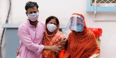 160 وفاة و 18454 إصابة جديدة بكورونا في الهند