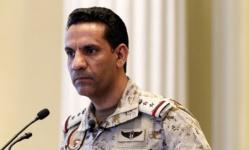 التحالف العربي يتوعد الحوثيين: سنضرب بيد من حديد
