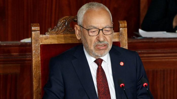 النهضة التونسية تدعو سعيّد لاستئناف العمل البرلماني