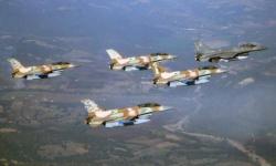 الطيران الإسرائيلي يحاكي هجمات على منشآت نووية إيرانية