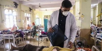 الهند:231 وفاة و 15786 إصابة جديدة بكورونا