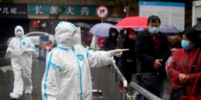 الصين تسجل 43 إصابة جديدة بكورونا