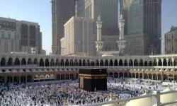 بث مباشر لأول صلاة جمعة بالمسجد الحرام دون تباعد اجتماعي