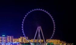 """عين دبي.. مشروع سياحي فريد في قلب جزيرة """"بلووترز"""" بالإمارت"""