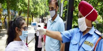 666 وفاة و 16326 إصابة جديدة بكورونا في الهند