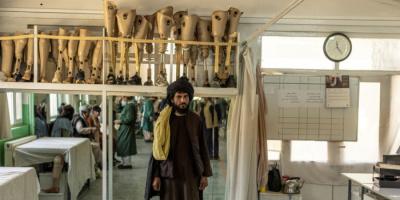 وزير سويدي يحذر من انهيار اقتصادي في أفغانستان