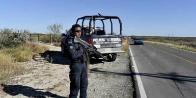 المكسيك.. مقتل 4 أشخاص إثر مطاردات لقوات الأمن