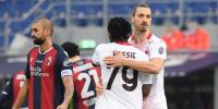ميلان يحقق فوزًا ثمينًا على بولونيا بالدوري الإيطالي